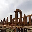 The Temple Of Juno - The Valley Of Temples - Agrigento, Sicily by jules572