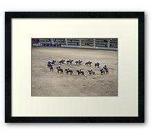 RES 2010 - 01 Framed Print