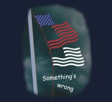 Something's wrong by Carol and Mike Werner