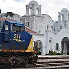 Train Station Orlando by Douglas Alan Photography