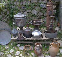Albanian ancient artifact 01 by Petrit  Metohu