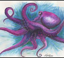 Cephalopod by Kat Anderson
