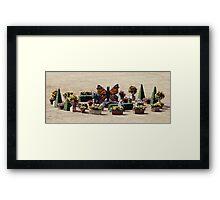 RES 2010 - 27 Framed Print