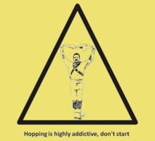 Hopping Is Highly Addictive by taiche