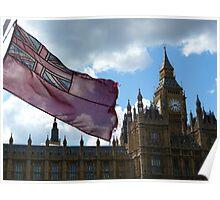 Big Ben - London Poster