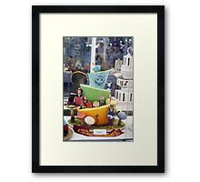 RES 2010 - 56 Framed Print