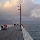 Shorncliffe Pier by kewzoo