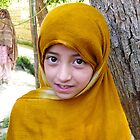 Pakistani girl in Skardu by jihyelee