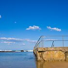 Beach Pool - public pools at Bulli, Australia by TMphotography
