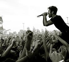 AFI at Soundwave  by Amped