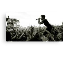 AFI at Soundwave  Canvas Print