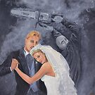 Ken and Barbie's Chainsaw Wedding Extravaganza by Ben Louria