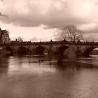 Old Town Bridge by Lazertooth