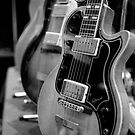 Glenwood Electric Guitar by AnalogSoulPhoto