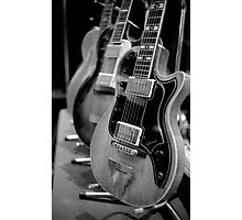 Glenwood Electric Guitar Photographic Print