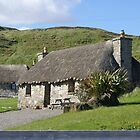 lovely thatch, Isle of Skye by BronReid