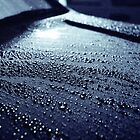 Water droplets 1 by Ian Tester