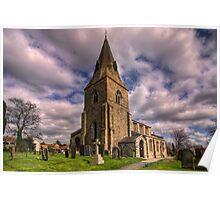 Misterton All Saints Church Poster