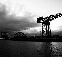 Finnieston Crane - Glasgow by kevrobertson