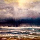 Landscape...Sunshine and Rough Weather by  Janis Zroback