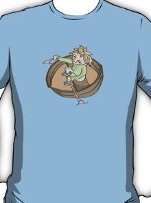 In a little boat T-Shirt