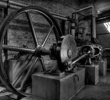 Quand la vapeur nous a ordonnés by Peter Denniston