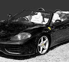 Black Ferrari by Tugela