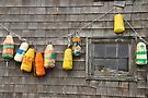 Hung Out to Dry in Nova Scotia by Barbara Burkhardt