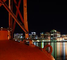 Halifax Skyline by matthewsinger