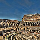 Roman coliseum by Jorge's Photography