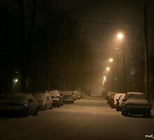 The Dead Night by Mor2za