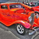 1932 Ford Coupe by lizalady