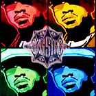THE GURU (of GANG STARR) TRIBUTE ARTWORK by S DOT SLAUGHTER