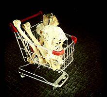 Bone Trolley by Benjamin Liew
