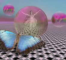 Dancing in universe by walstraasart