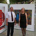 Street Exhibition - Artists of Ramat- HaSharon 2010 by Nira Dabush