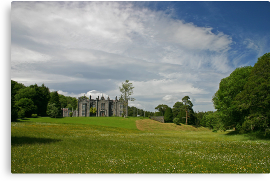 Belleek Castle by Martina Fagan