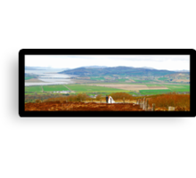 Inishowen Wedding - Donegal Canvas Print