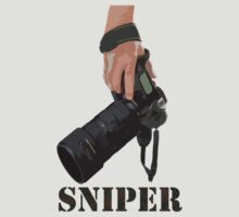 Sniping - photographer-style! by Johan van Niekerk
