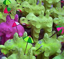 elephant dolls by gopalshroti