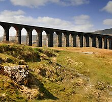 Ribblehead Viaduct by Rachel Slater