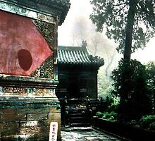 Temple Wudang Mountain by PPPhotoArt