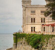 Miramare, Italy by Ian Middleton