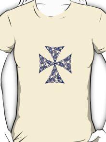 """Lindisfarne """"St John's Knot"""" Tattoo T-Shirt"""