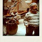 Et pendant ce temps-là un marin attendait la mar(i)ée by Pascale Baud