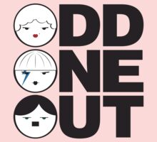 ODD ONE OUT by JAMES & MOONIE