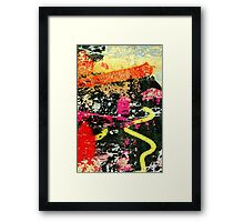 Hoodlums Framed Print