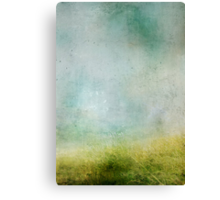 Left of my Solitude Canvas Print