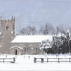 Winter Church by Ben Durrant