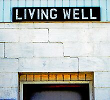 Living Well is the Best Revenge by Lynne Prestebak